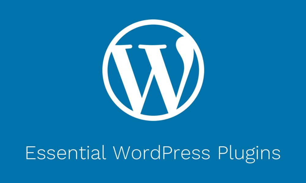Essential WordPress plugins for your website